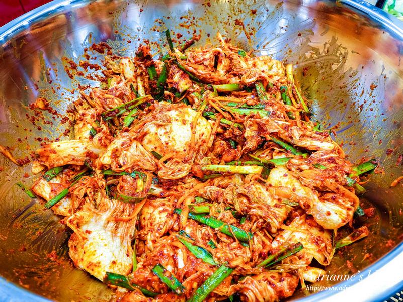 【一次上手食譜】好吃又美味的韓式泡菜,在家裡也可以動手做做看!