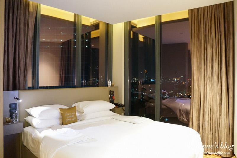 【曼谷住宿推薦】索菲特曼谷特色飯店 (Sofitel So Bangkok Hotel),時尚且位置絕佳、頂樓無邊際泳池、房間就可以欣賞曼谷夜景!