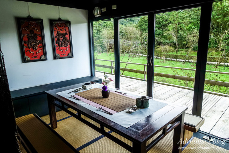 【陽明山】環境清幽且食材養身的松園禪林無菜單料理!