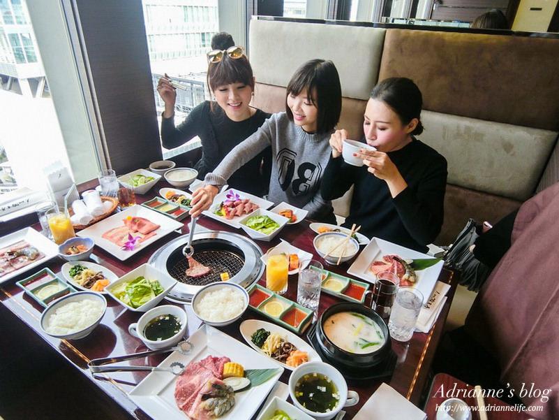 【東京必吃美食】平日中午享受高級燒肉最划算,每次來日本必吃的敘敘苑(內有分店資訊)