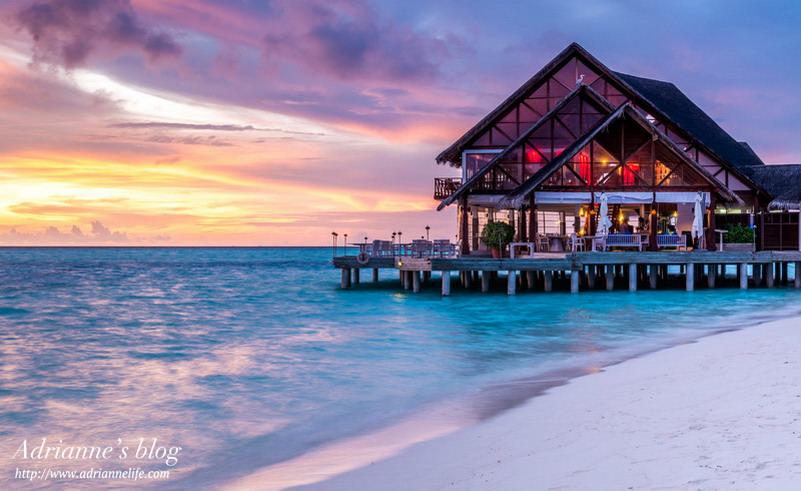 【馬爾地夫自助】笛胡島安納塔拉水療度假村 (Anantara Dhigu Maldives Resort) 環境介紹