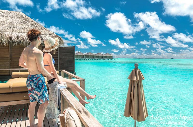 【馬爾地夫自助】一生必去一次薇莉島安納塔拉水療度假村 (Anantara Veli Maldives Resort) 豪華水上屋Deluxe Over Water Bungalow(含交通介紹)