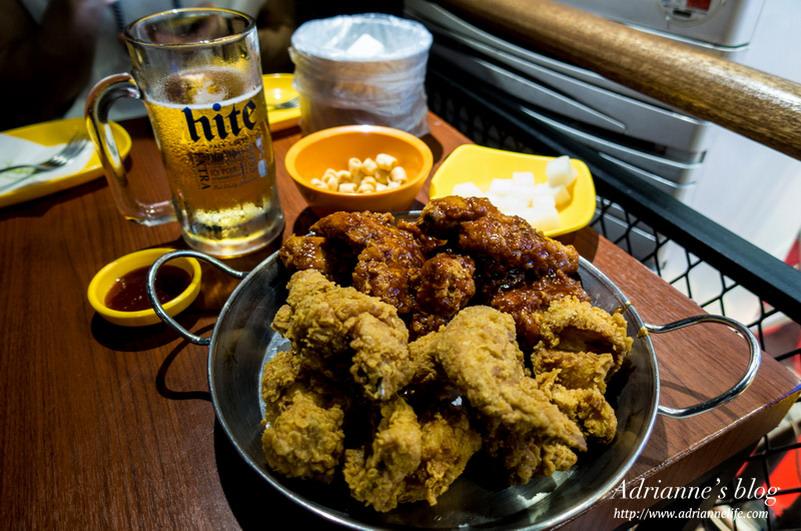【首爾美食推薦】來韓國就是要吃炸雞配啤酒!bhc炸雞&kyo chon橋村炸雞(內有地圖路線)