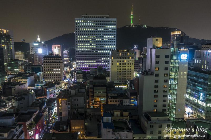 【首爾飯店推薦】(203/330)乙支路3街-九樹高級旅館明洞2 (Nine Tree Premier Hotel Myeong dong 2)  2017新飯店/地理位置極佳/機場巴士直達/地鐵步行3分鐘/有健身房/內有地圖路線