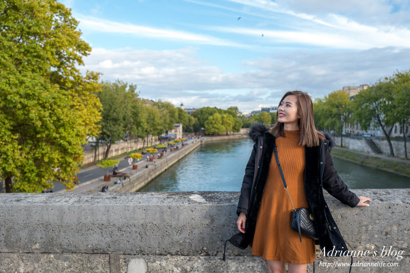 【法國自由行】Day7-3 巴黎最古老的冰淇淋店Berthillon、創意閃電泡芙L'Eclair de Génie、瑪黑區中東晚餐 King Falafel Palace