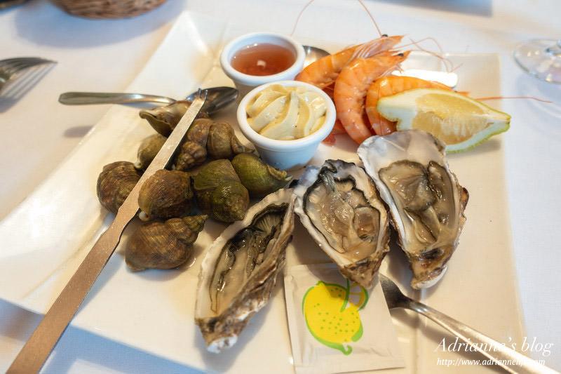 【法國自由行】Day3-3 聖米歇爾山必吃的法式鄉村料理 La Ferme Saint Michel