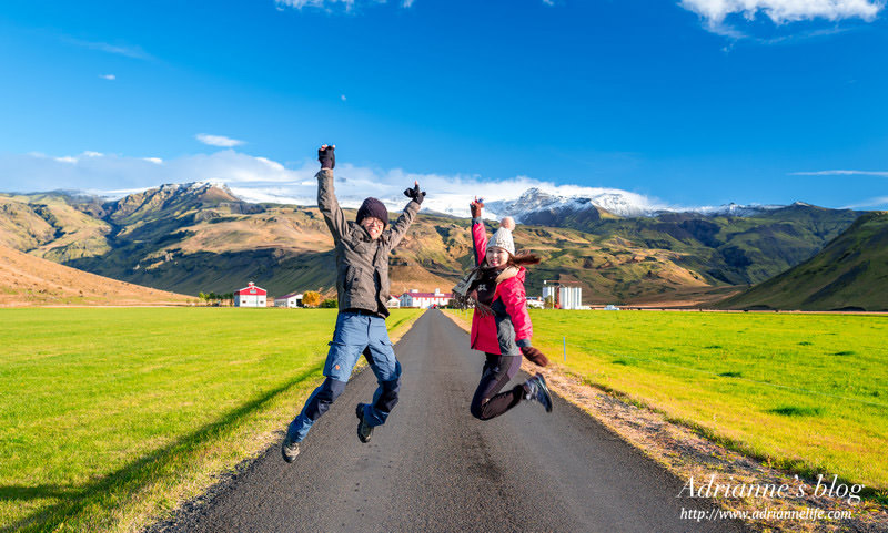 【冰島自由行】Day4-1 賽里亞蘭瀑布(Seljalandsfoss) 空拍機差點遺失驚魂記→ 彩虹瀑布(Skógafoss) → 海蝕洞觀景燈塔(Dyrhólaeyjarviti)