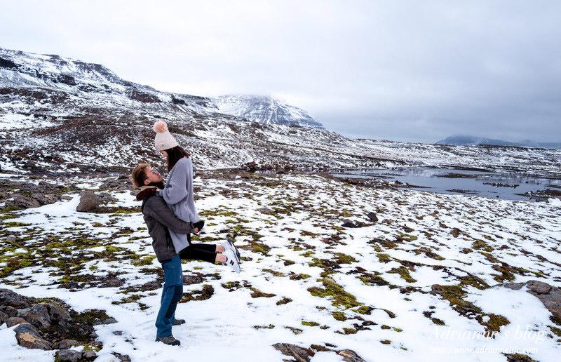【冰島自由行】Day6-1 神山小鎮 Djúpivogur → 939/95/93號公路絕美風景