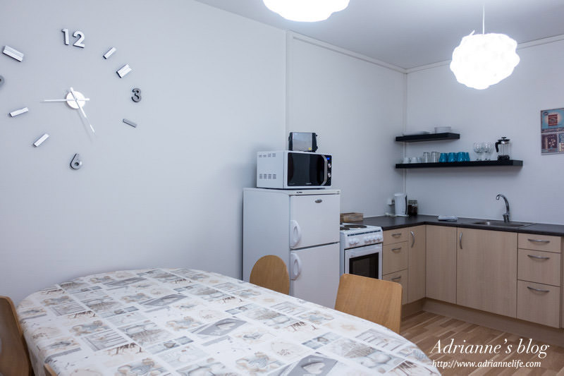 【冰島飯店推薦】Day3-3 博爾格公寓(Borg Apartments)價格適中/簡單乾淨/離1號公路很近/自助式入住