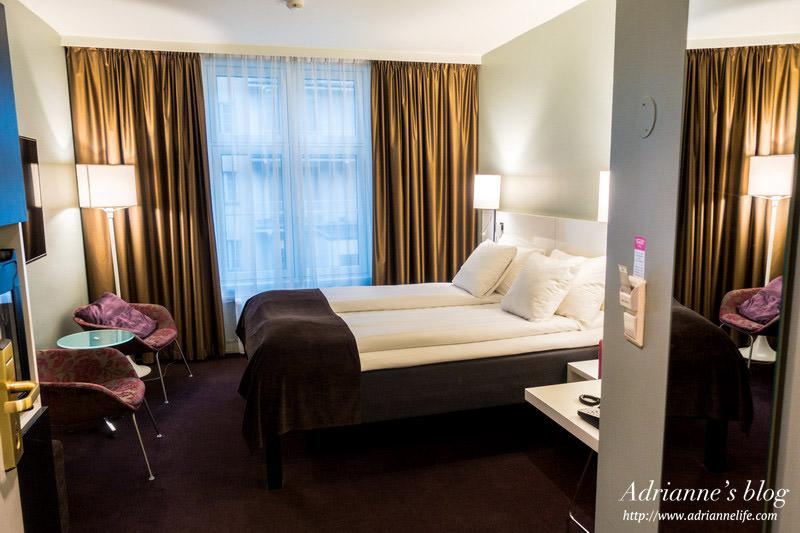 【挪威飯店推薦】松恩城市酒店(Thon Hotel Bristol, Bergen)卑爾根市中心/周邊機能很好/交通方便/全天候供應熱茶及咖啡/免費早餐跟下午點心