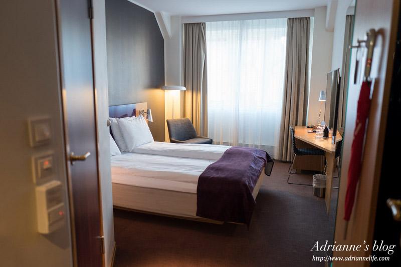 【挪威飯店推薦】松恩城市酒店 (Thon Hotel Maritim)位在斯塔萬格(Stavanger)老城區市中心/交通方便/全天候供應熱茶及咖啡/免費早餐跟下午點心