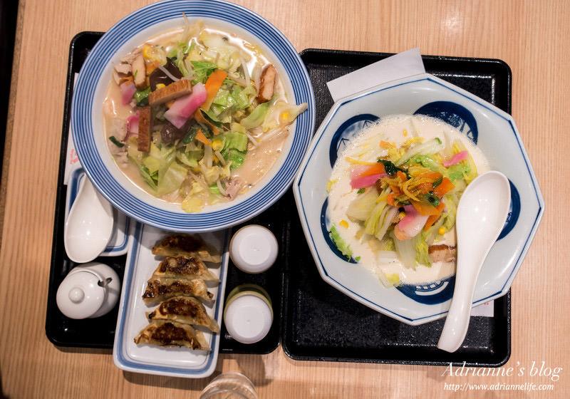 【東京餐廳推薦】上野站-長崎ちゃんぽん(Ringer Hut)蔬菜多多湯頭又好喝的長崎強棒麵