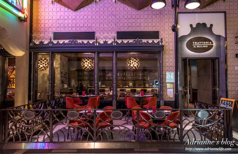 【澳門餐廳推薦】燈光好氣氛佳食物道地好吃的義式餐廳TRATTORIA IL MULINO @澳門新濠影滙 (Studio City Macau)