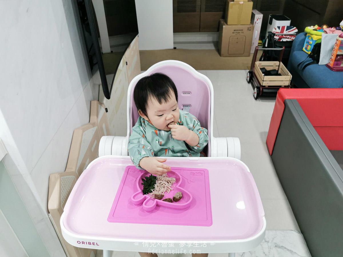 【氣炸烤箱食譜】鮮嫩多汁的有機低脂牛絞肉漢堡排,連寶寶都超愛的手指美食!