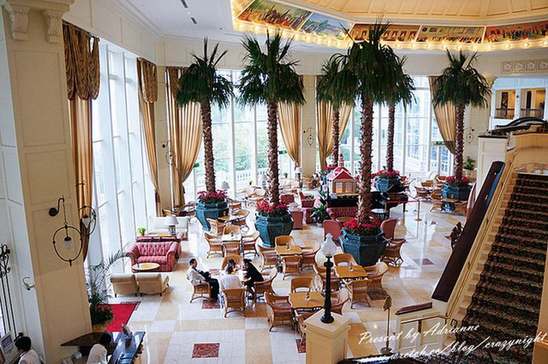 【花蓮】山崖邊的維多利亞浪漫城堡 ─ 遠雄悅來大飯店 (Farglory Hotel)  (餐廳篇)