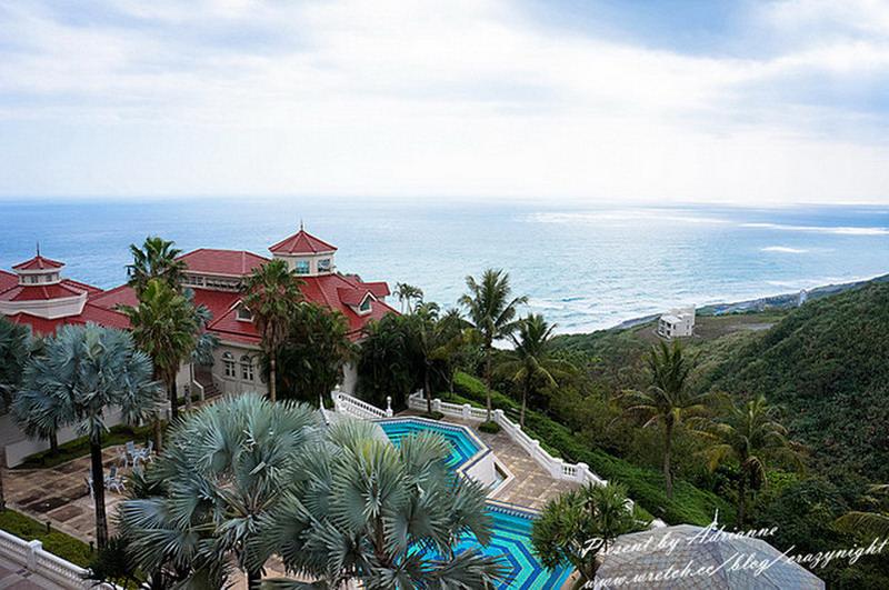 【花蓮飯店推薦】山崖邊的維多利亞浪漫城堡 ─ 遠雄悅來大飯店 (Farglory Hotel)  (房間篇)