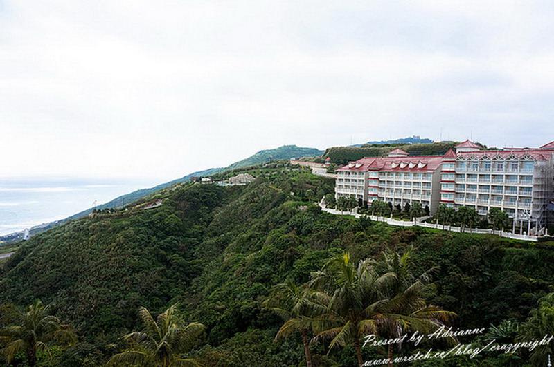 【花蓮飯店推薦】山崖邊的維多利亞浪漫城堡 ─  遠雄悅來大飯店 (Farglory Hotel) (環境篇)