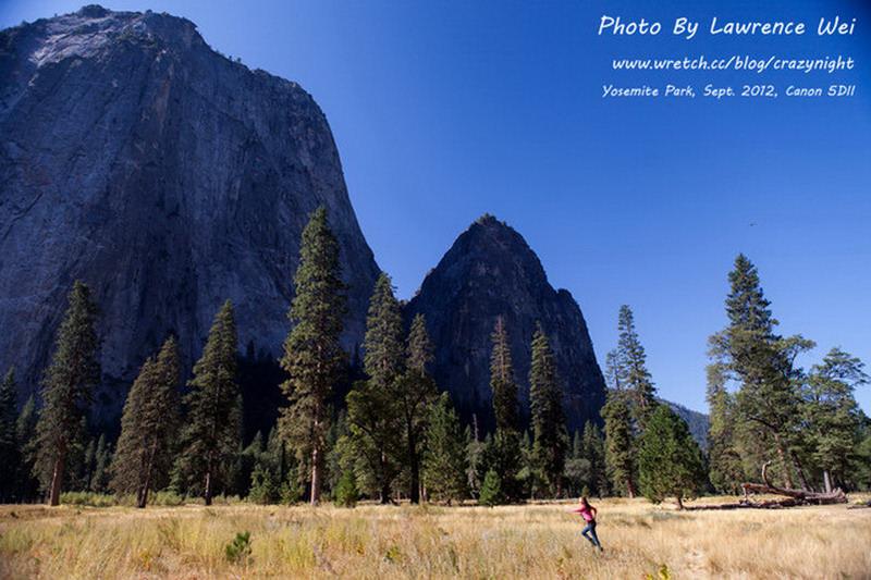 【優勝美地】Day14-1 美景如夢如畫,一生一定要來一次的優勝美地國家公園(Yosemite National Park) Part 2