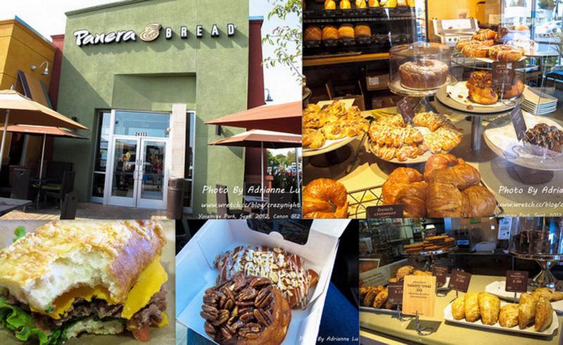 【舊金山】Day13-1 全美連鎖的好吃麵包店Panera Bread → 出發優勝美地(Yosemite)國家公園
