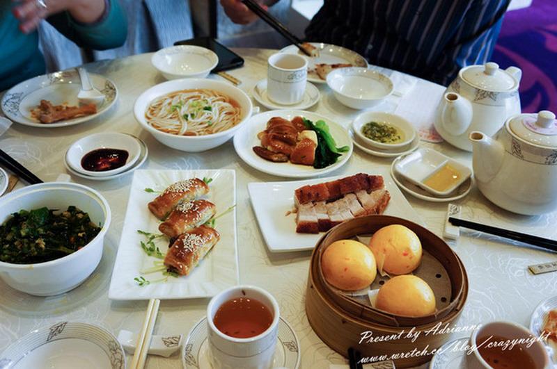 【香港 ♥ 尖沙嘴】Day3-1  C/P值超高,不吃會後悔!!!煌府婚宴專門店