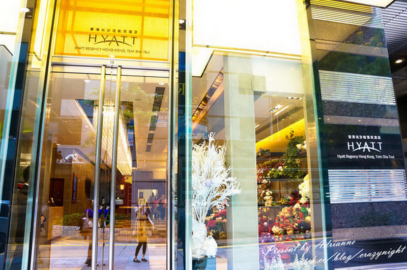 【香港 ♥ 尖沙嘴】Day2-4 尖沙嘴凱悅酒店 Hyatt Regency Hong Kong (兩種房型介紹)
