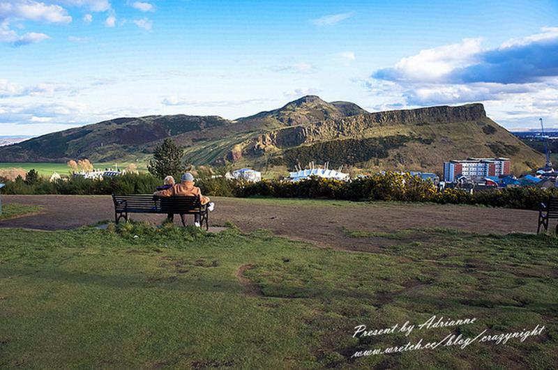【英國UK ♥ 蘇格蘭愛丁堡】Day21 卡爾頓之丘 (Calton Hill) →Nando's連鎖烤雞店