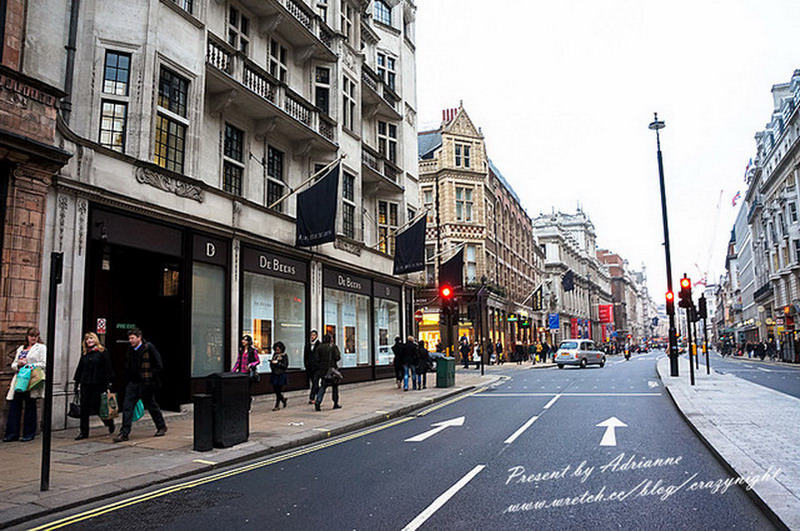 【英國UK】Day18、19 維多利亞車站→ 男人的購物天堂 Jermyn Street → 愛丁堡