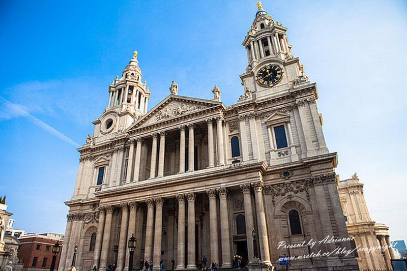【英國UK ♥ 英格蘭倫敦】Day17-1 聖保羅大教堂( St Paul's Cathedral) →倫敦博物館 (Museum of London)