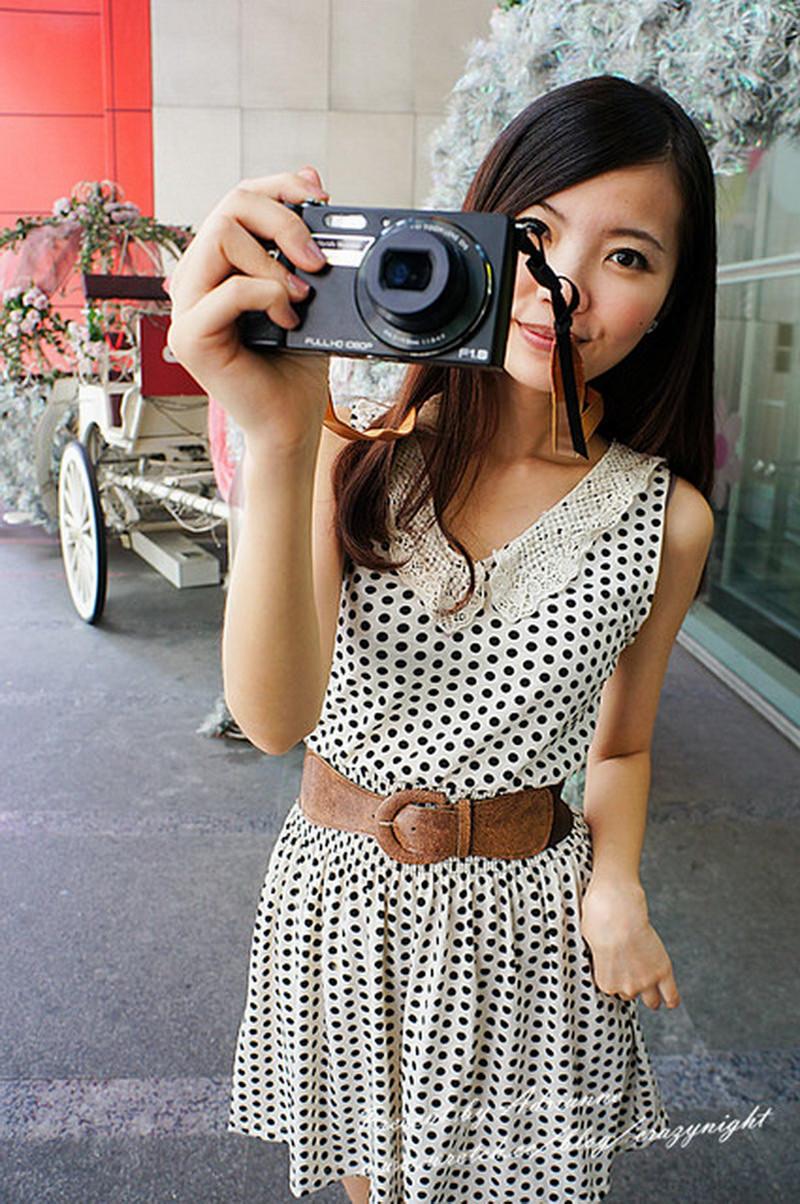 【3C】女孩最愛 ♥ BenQ G1 時尚翻轉輕型類單眼數位相機