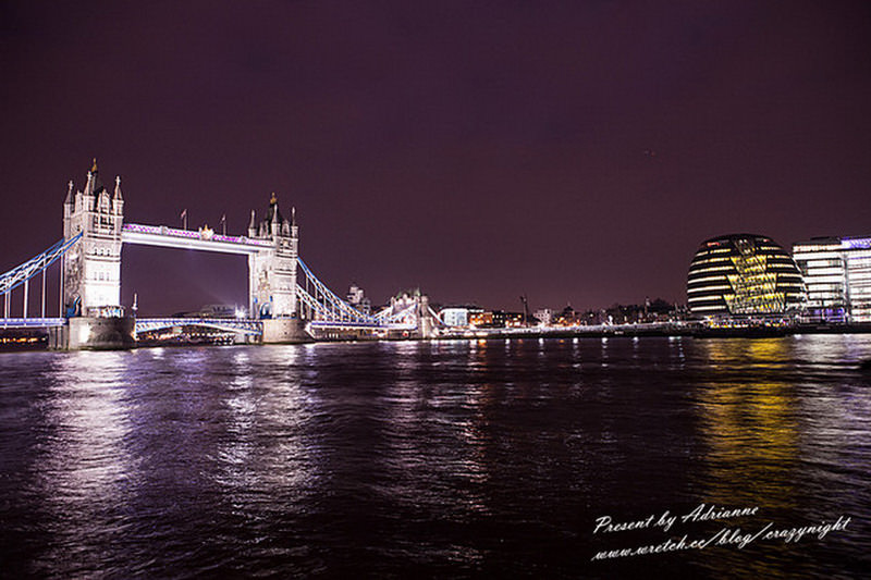 【英國UK ♥ 英格蘭倫敦】Day16-2 倫敦塔(London Tower)→倫敦塔橋(Tower Bridge)→英國國會夜景 (Houses of Parliament)