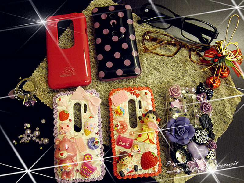 【Stella同步發文】手機也要繽紛一夏玩穿搭,五款手機殼私心分享 ♥