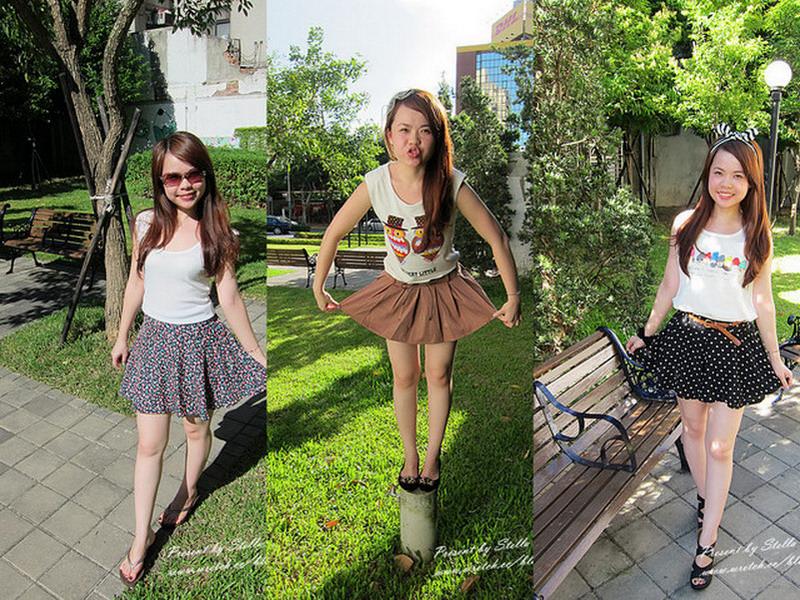 【Stella同步發文】夏天不用減肥?!百元褲裙讓妳甜美又顯瘦