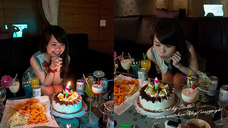 【Stella同步發文】超感人的27歲生日- 甜蜜滋味 ♥ 荷庭時尚法式鐵板燒