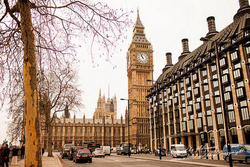 【英國UK ♥ 英格蘭倫敦】Day15-1 倫敦眼 →國會大廈、大笨鐘 →西敏寺 →白金漢宮 →倫敦國家美術館