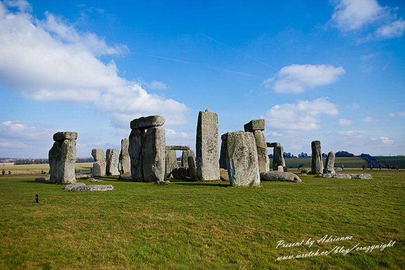 【英國UK ♥ 英格蘭】Day13-2 神秘的史前巨石陣(Stonehenge)→羅馬浴場巴斯(Bath)→皮卡迪利廣場(Piccadilly Circus)