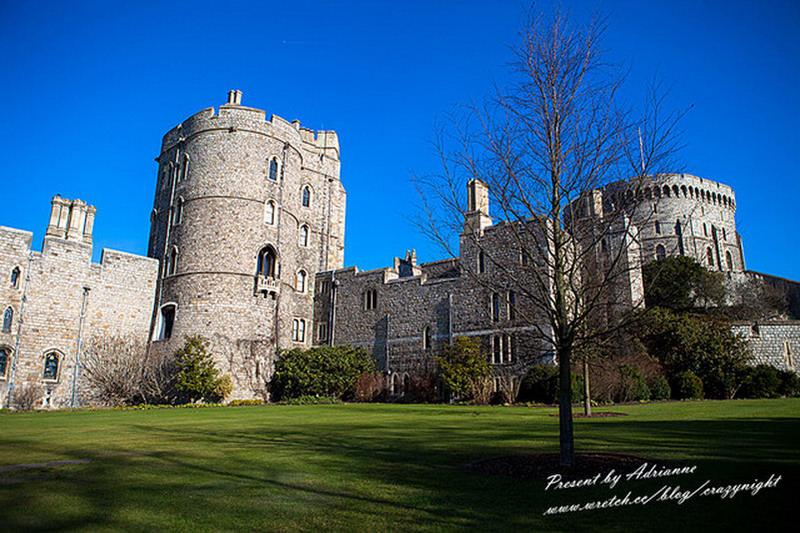 【英國UK ♥ 英格蘭】Day13-1 英國最大的城堡─ 溫莎城堡( Windsor Castle) x Local Tour資訊