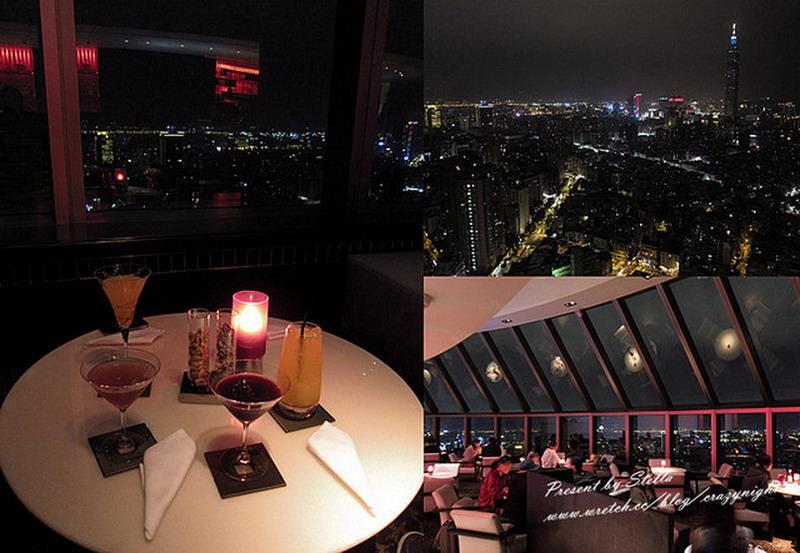 【Stella同步發文】美酒+夜景 陪我們渡過美好的夜晚 @馬可波羅酒廊