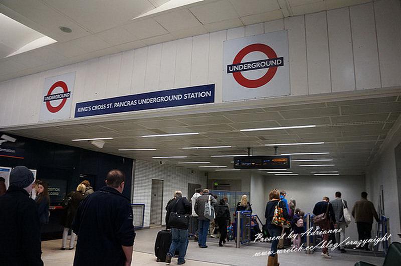 【英國UK ♥ 英格蘭倫敦】Day12-1 愛丁堡→ 倫敦國王十字車站 (內含倫敦住宿比較 x 交通 x 好用又免費的app分享)