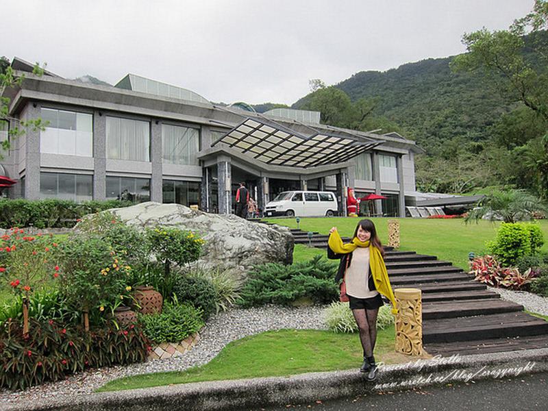 【花蓮住宿推薦】叢林中的六星級渡假村-蝴蝶谷溫泉度假村Butterfly Valley Resort  (Stella同步發文)