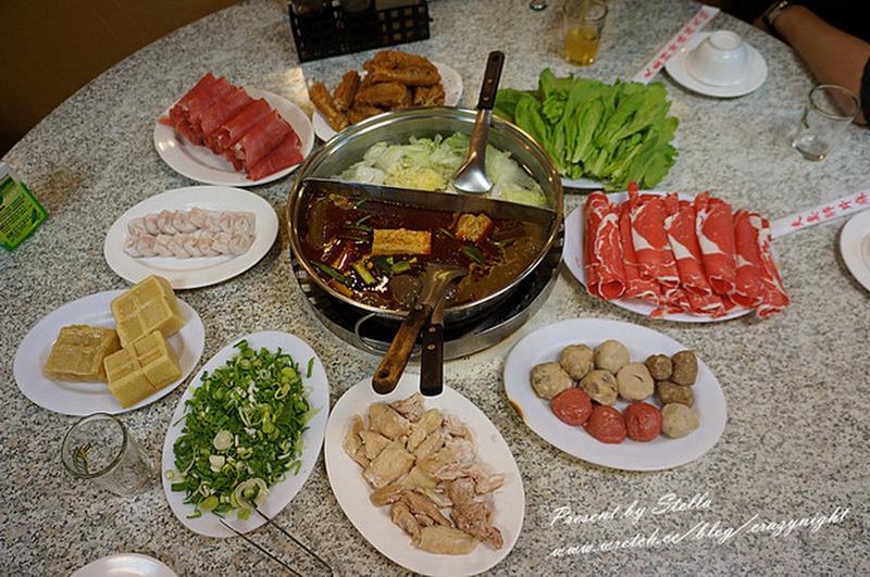 【Stella同步發文】松江南京站-異鄉懷念的美食 , 夫妻肺片麻辣火鍋