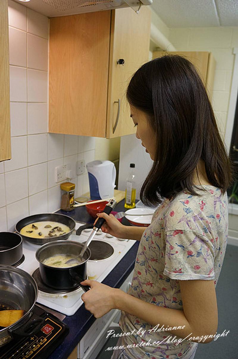 【英國UK ♥ 蘇格蘭愛丁堡】Day3.7.11 久違的學生生活GO ─ 圖書館、學生餐廳、下廚