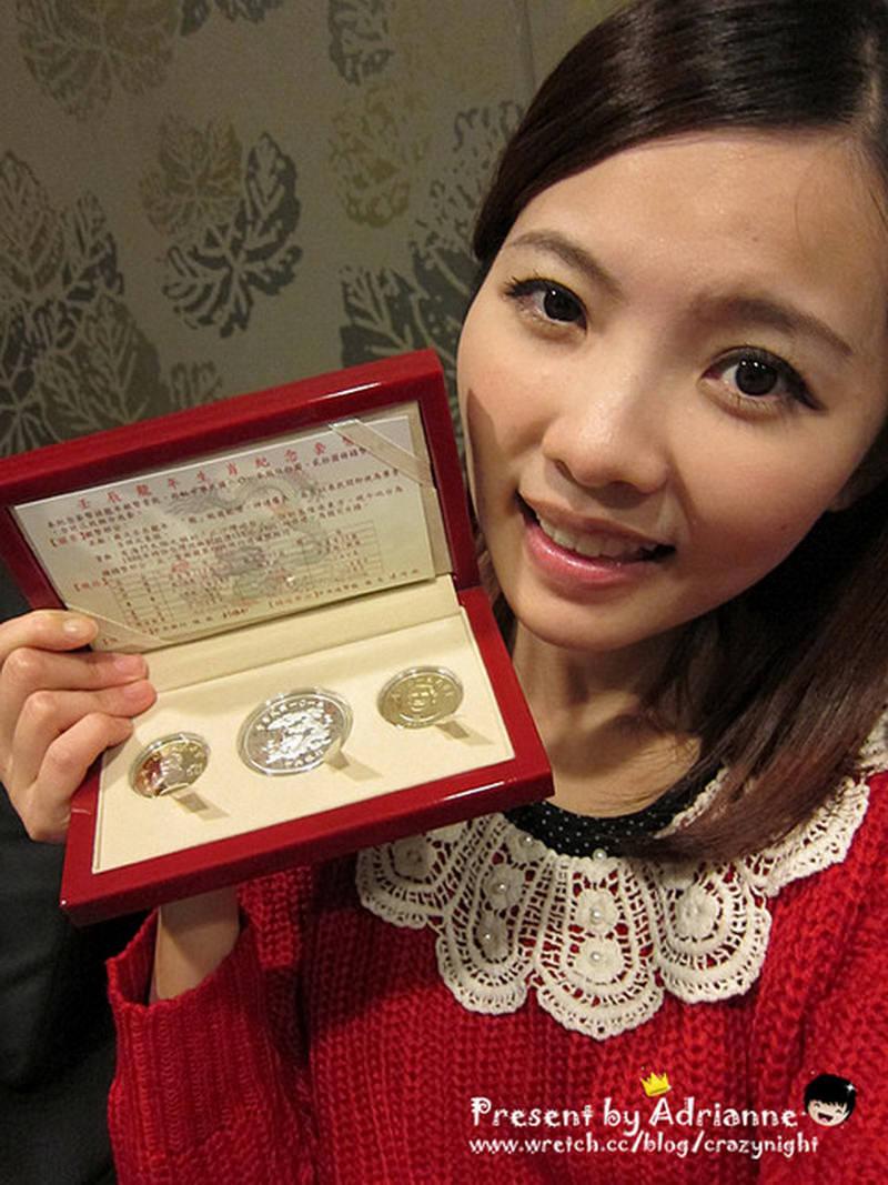 【相片日記】壬辰龍年生肖紀念套幣 ─ 瘋狂排隊實錄