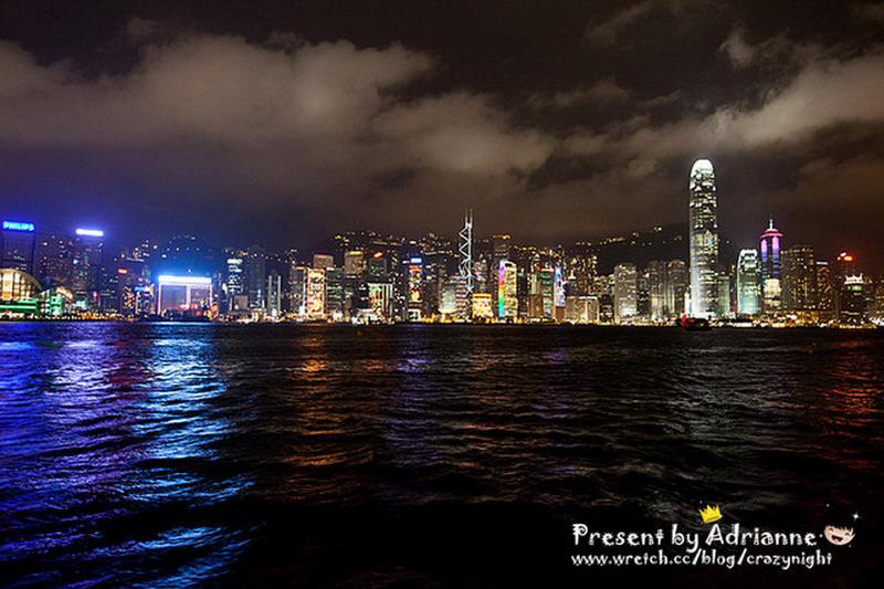【香港 ♥ 尖東】Day 1-4 星光大道→ 維多利亞港夜景 → 香港洲際酒店