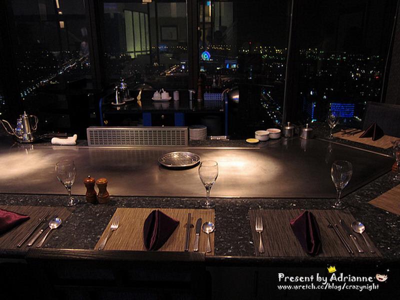 【日式】高雄金典酒店38F鐵板燒(Teppanyaki)  ♥27 B-Day♥