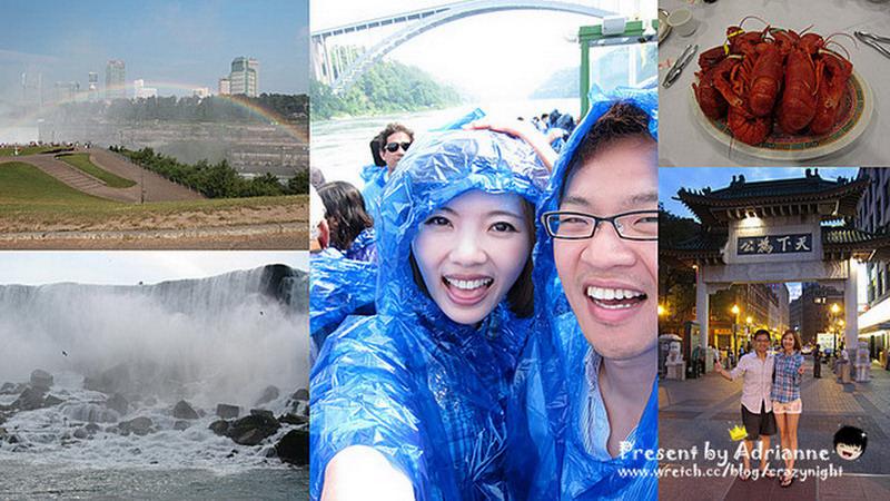 【圓夢♥美國】Day19 Niagara Falls尼加拉大瀑布霧中少女號 → Boston波士頓