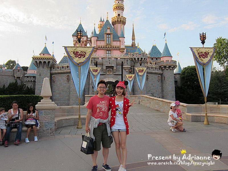 【圓夢♥美國】Day13 大人小孩都喜歡 ─ 加州迪士尼樂園 Disneyland (上)