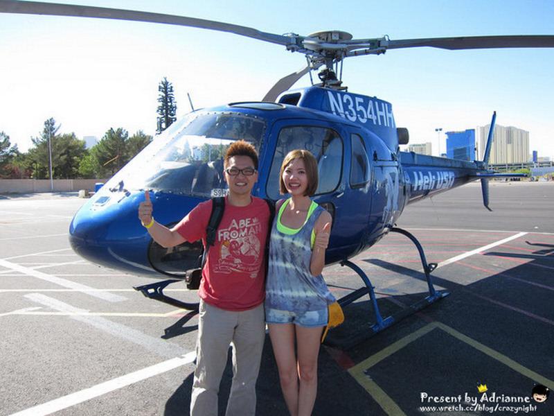 【圓夢♥美國】Day8-1 直升機遊大峽谷國家公園,一生必去一次的震撼景點!