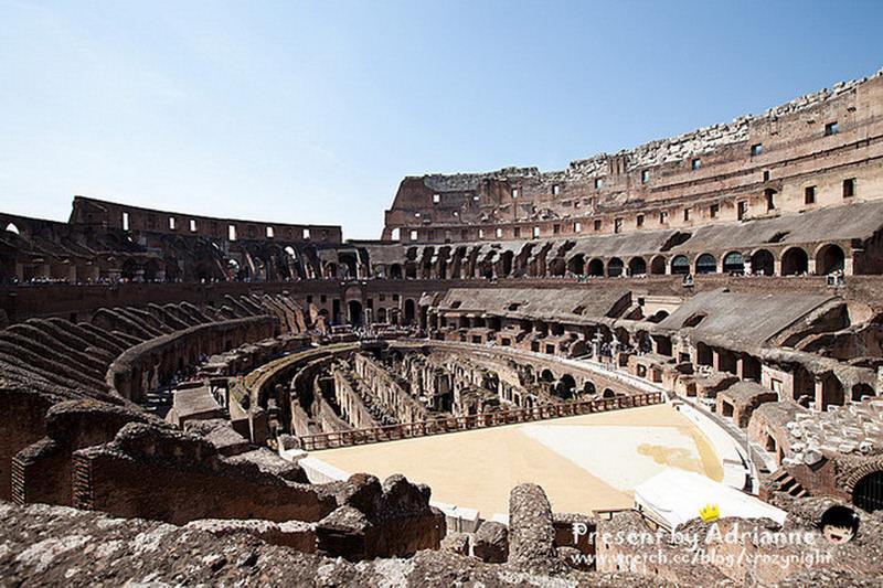 【玩在義大利】 Day12、13 羅馬 → 新德里 → 台北