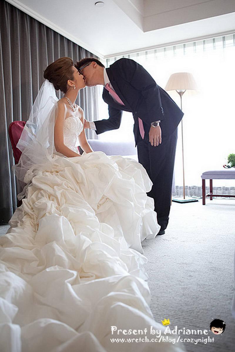 【喜喜】結婚 ♥ 迎娶 (下)