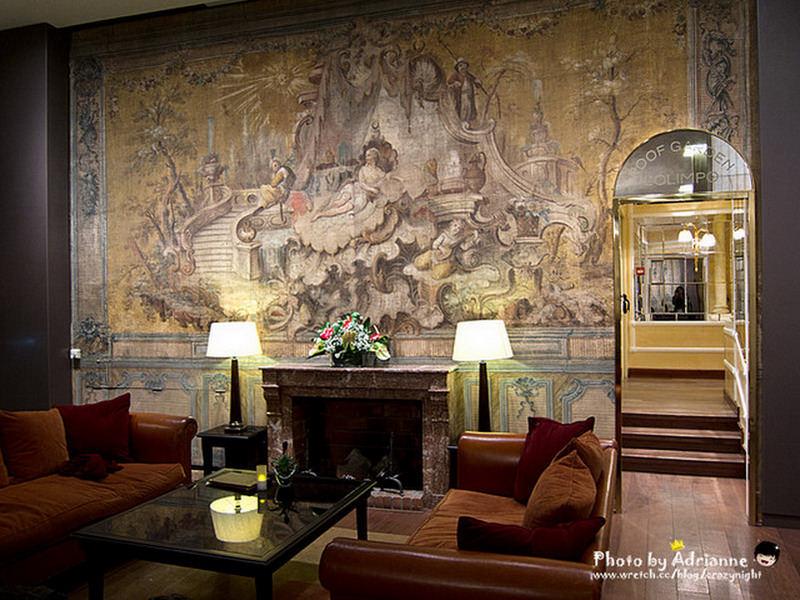 【義大利住宿推薦】Day10-2 羅馬城內的五星級古蹟旅館HOTEL BERNINI BRISTOL